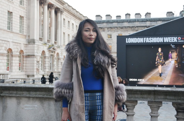 Spinninstyle-RiyaAris-LondonFashionWeekAW15-FashionWeek-Malaysia-Outfit-OOTD-003-Louisvuitton-Shoesshoesshoes-chanel-